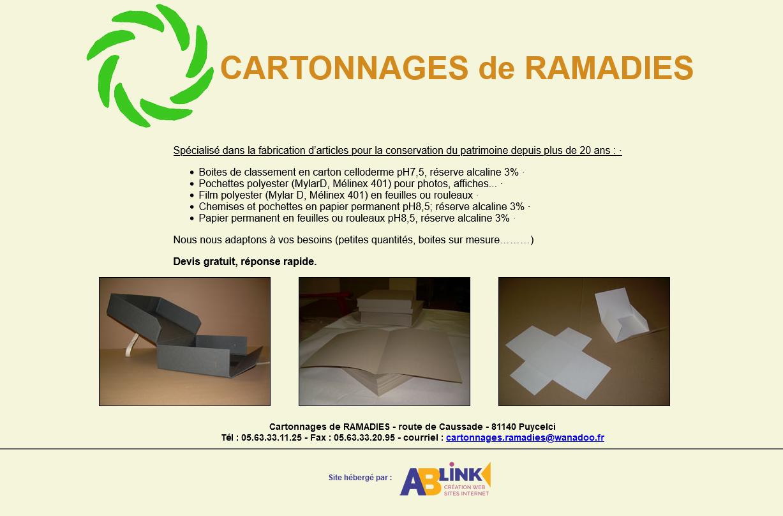 cartonnage-ramadies.fr