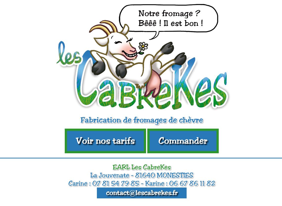 lescabrekes.fr