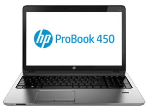 Ordinateur portable 15″ : HP ProBook 450 G3 à 450 € TTC